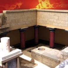 Knossos 3D Model