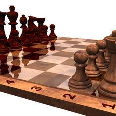 chess 3 3D Model