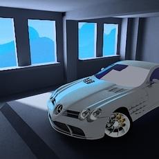 Mercedes SLR 3D Model