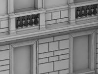 Palazzo del Governo 3D Model