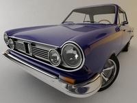 IKA Torino 1973-76 3D Model