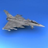 Raffle 3D Model