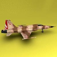 F-5 VFC-111 3D Model