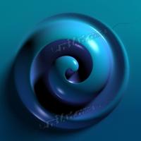 Swirl 2 3D Model