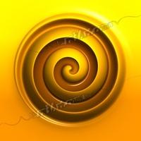 Swirl 1 3D Model
