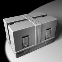 Transportation Case 3D Model