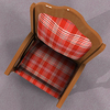 00 07 43 747 chair red 03 4