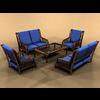 00 07 43 851 arm chair 02 4