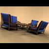 00 07 43 925 arm chair 03 4