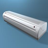 gas cooler 3D Model