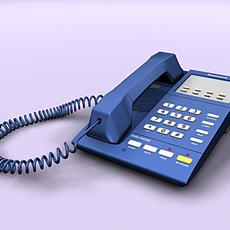 Panasonic Phone 3D Model