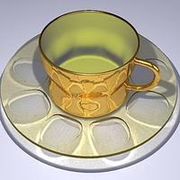 teacup 3D Model