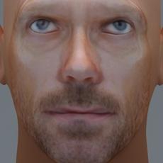 Dr. House 3D Model