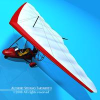 Ultralight 3D Model