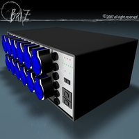 Dimmer 3D Model