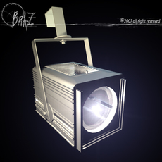 Stage light - PC 3D Model