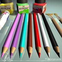 Artist tools 3D Model