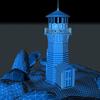 00 09 02 687 light house 1 7 4