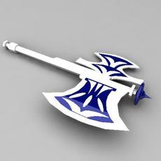 Axe_12 3D Model