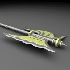 Axe_13 3D Model