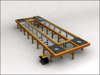 Assembly Line 3D Model