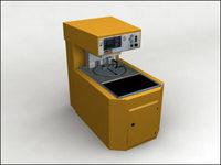 CNC Saw 3D Model