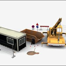 Construction Suite 3D Model