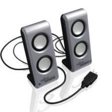 FSC USB Mini Speaker Set 3D Model