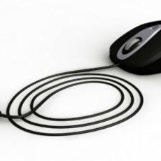 FSC USB Mouse 3D Model