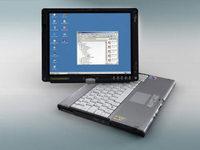Lifebook T 3D Model