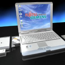 Lifebook S 3D Model