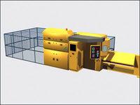 Manufacturing Laser 3D Model