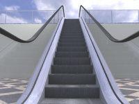 Parametric Stairs 3D Model
