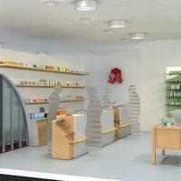 Pharmacy 3D Model