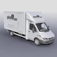 Photovan 3D Model