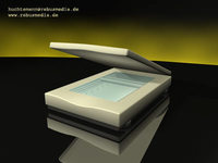 Scanner 3D Model