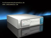 Scenic D Desktop Computer 3D Model