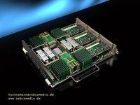 System board 3D Model