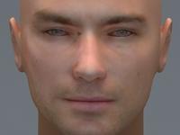 Jude Law 3D Model
