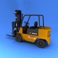 Industrial Set 1 3D Model