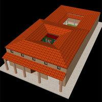 Domus 3D Model