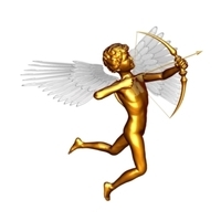 The Cupid 3D Model
