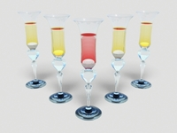 The Wineglass 3D Model
