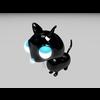 TechnoCat 3D Model