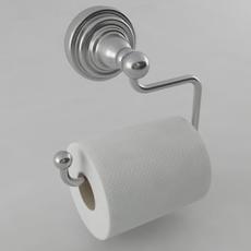 Toilet Paper Holder Style 3 3D Model