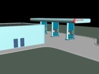 WSA Petrol 3D Model