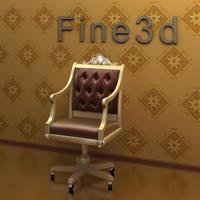 antique08-022 3D Model