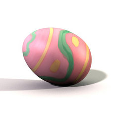 Easter egg.zip 3D Model