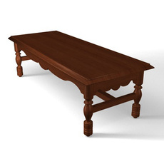 Coffee Table.zip 3D Model