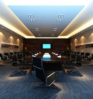 Conference Spaces 009 3D Model